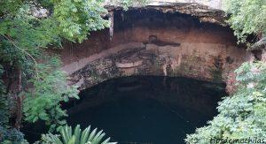 El misterioso Cenote Zaci
