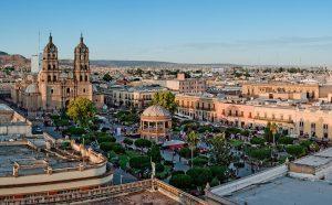 La bella Ciudad de Durango