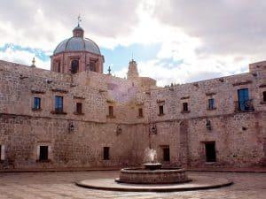 El ex Convento del Carmen en Morelia