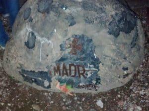 La famosa Piedra de la capilla