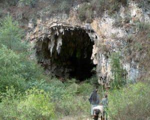 La famosa Cueva de Chepa