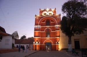 El Templo del Carmen en San Cristóbal de las Casas, Chiapas