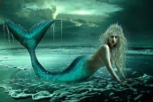 Irene, la mujer sirena